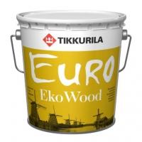 Tikkurila Euro Eko Wood прозрачный